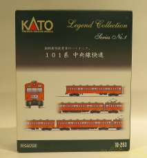 Nゲージ 10-263 KATO