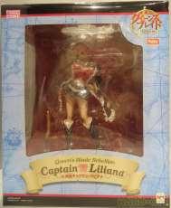 クイーンズブレイド リベリオン 大海賊キャプテン・リリアナ メガハウス