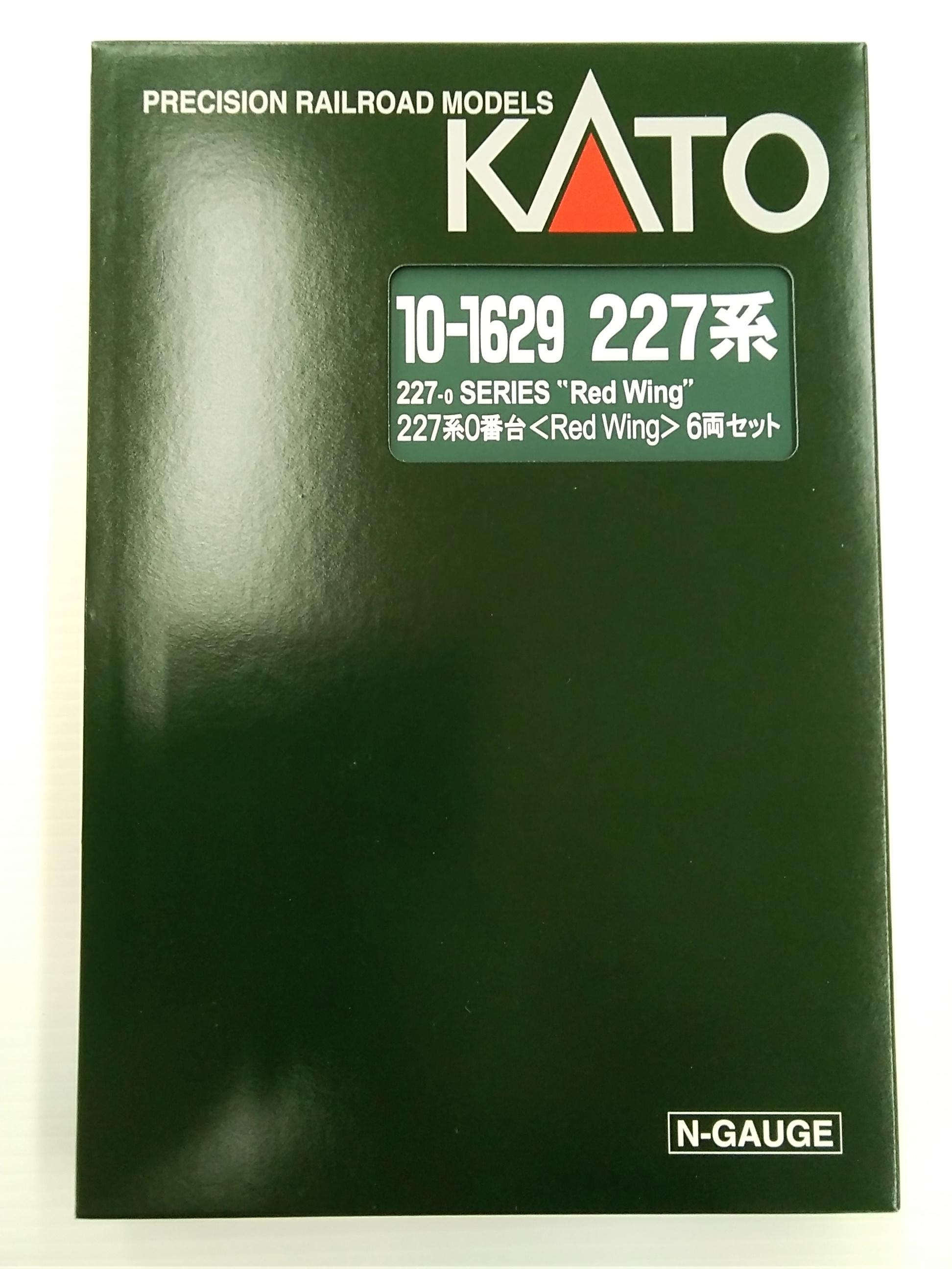 227系0番台 RED WING|KATO