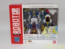 ROBOT魂 V2アサルトバスターガンダム|BANDAI