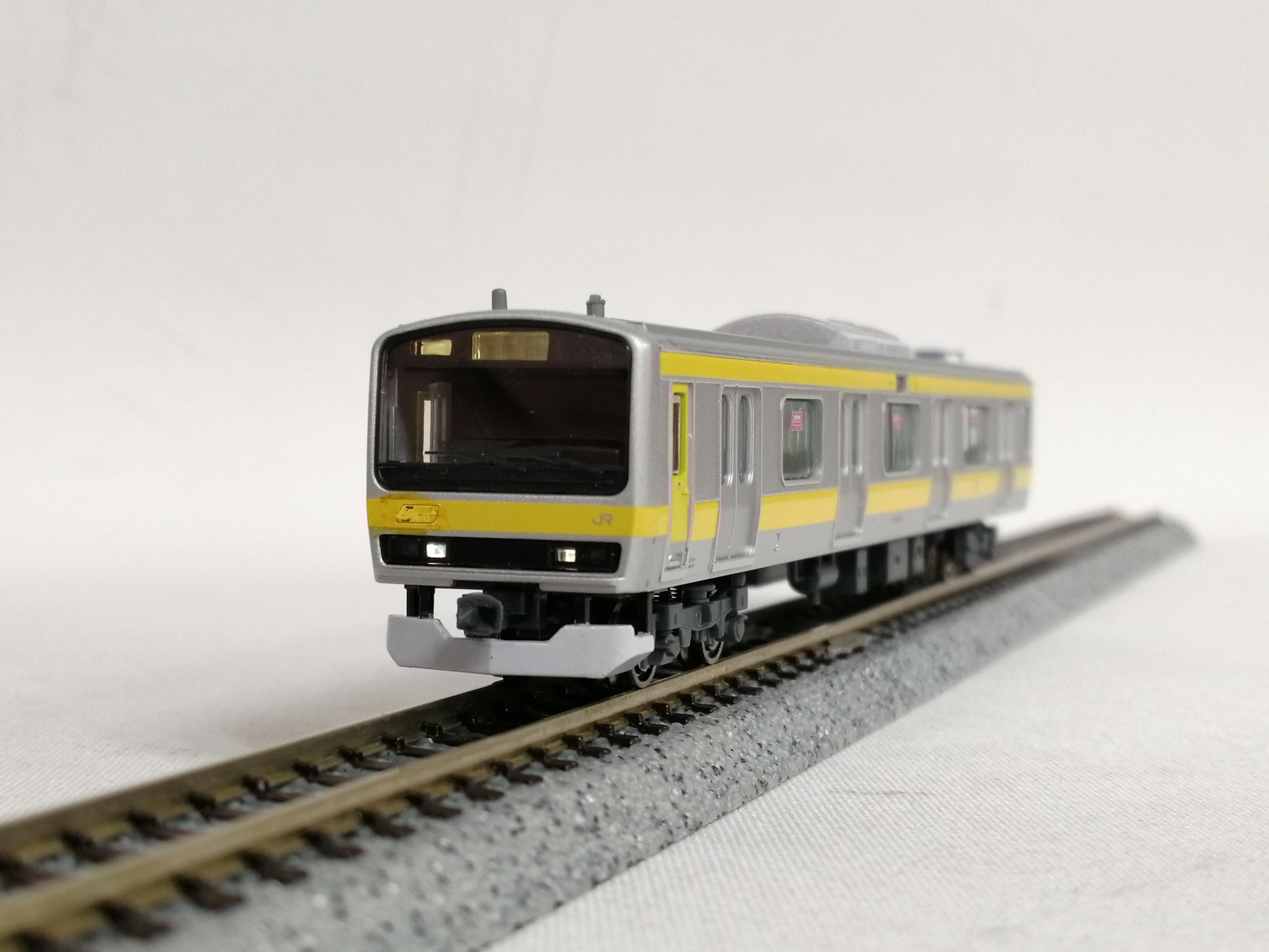 Nゲージ E231系0番台 総武線・強化スカート|MICRO ACE
