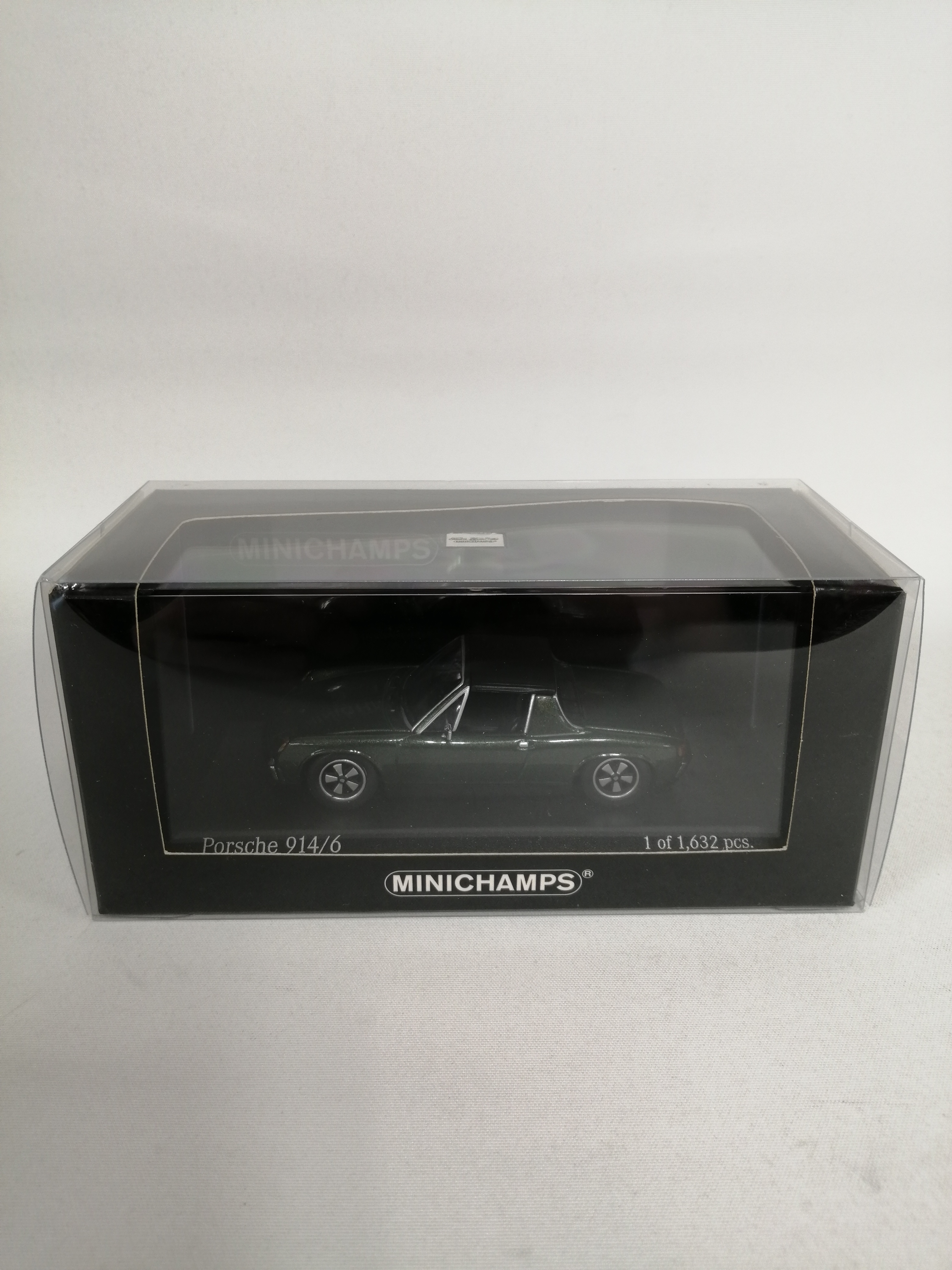 1/43スケール PORSCHE 914/6|MINICHAMPS
