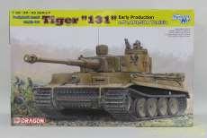 1/35 WW.Ⅱドイツ軍 重戦車 ティーガーⅠ DRAGON