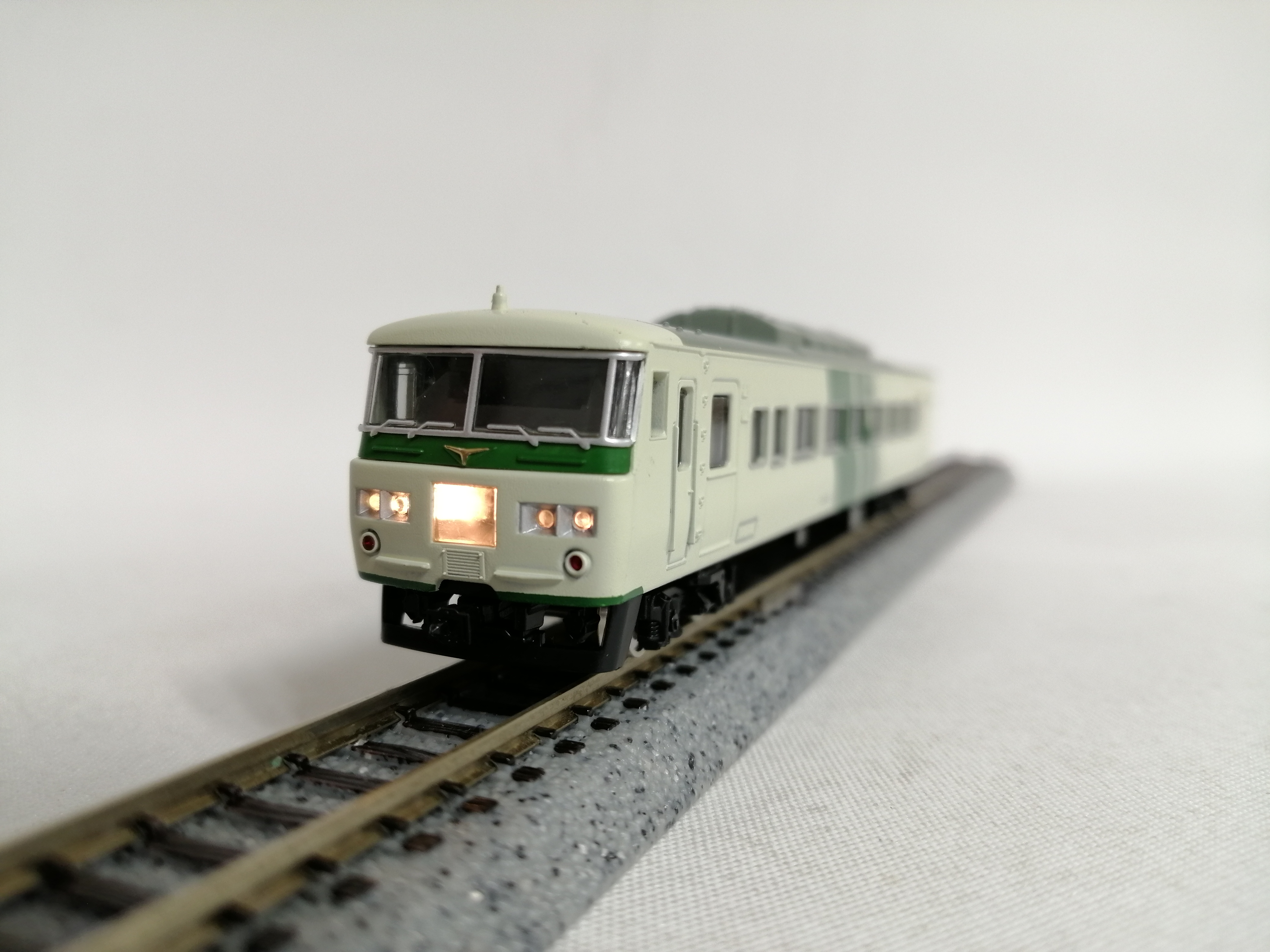 Nゲージ JR185系 特急電車 TOMIX
