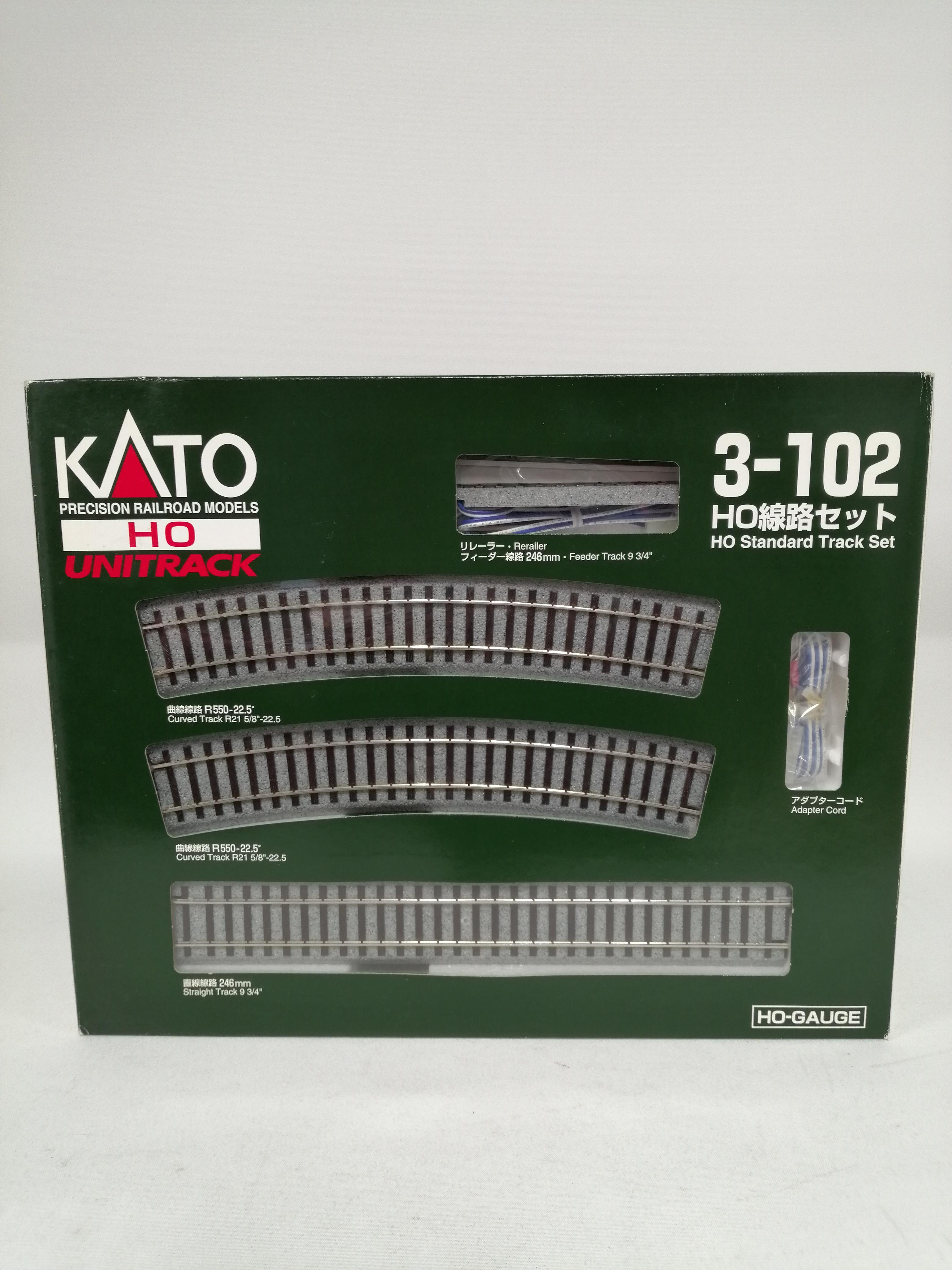 3-102 HO線路セット|KATO