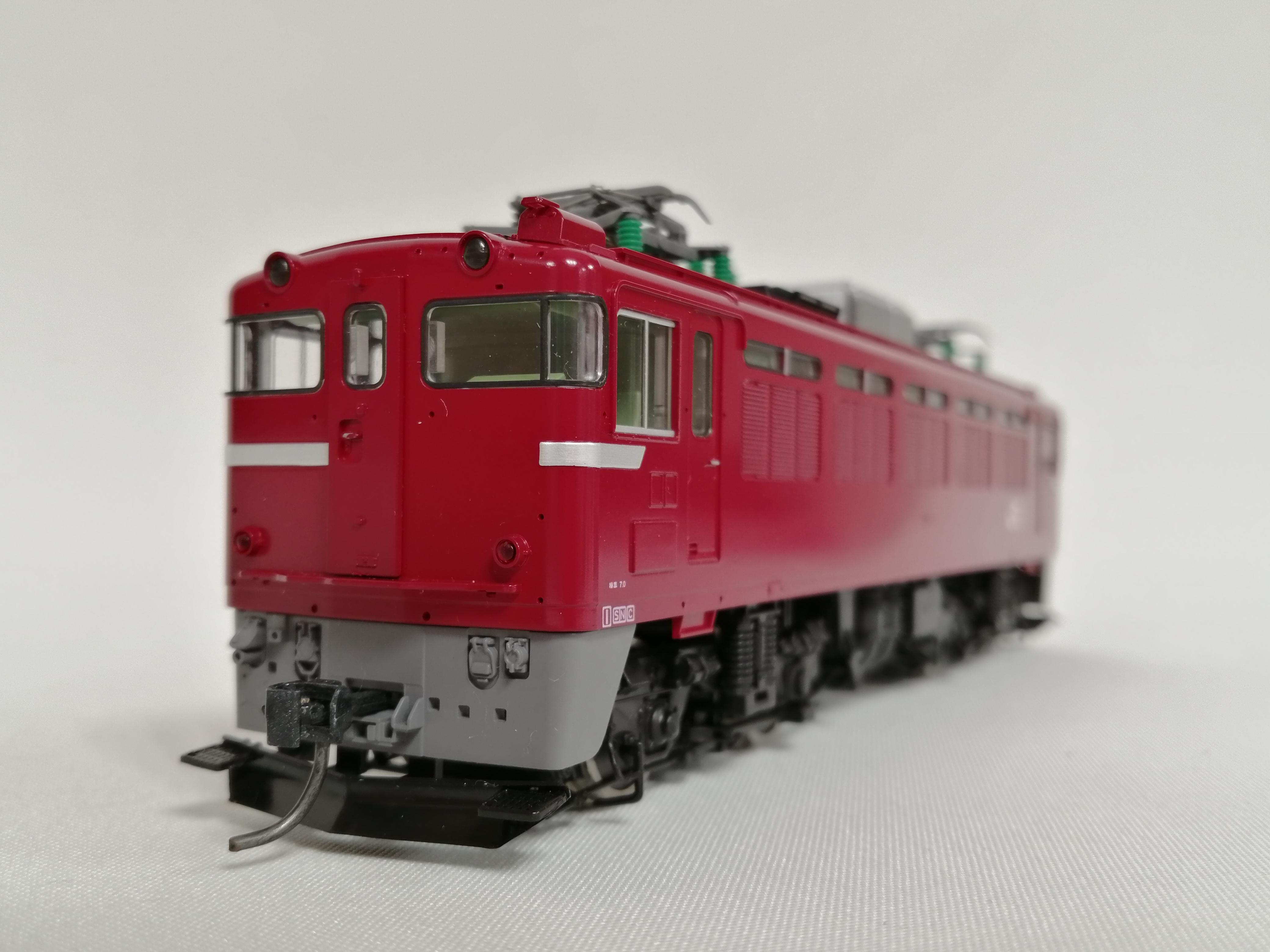 HOゲージ JR ED79O形電気機関車|TOMIX