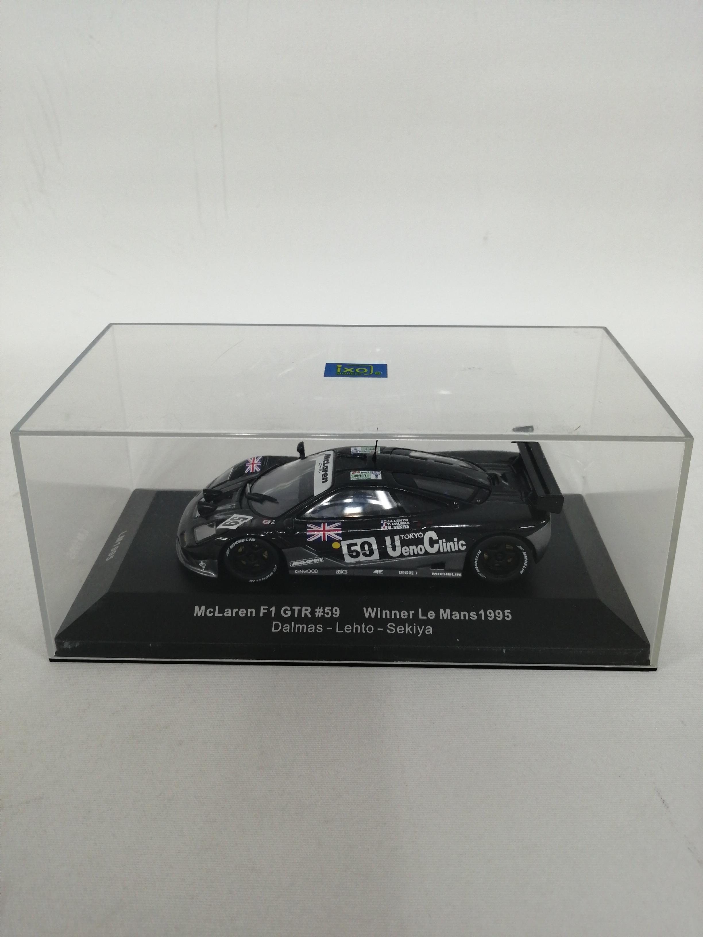 1/43 MCLAREN F1 GTR 59|IXO