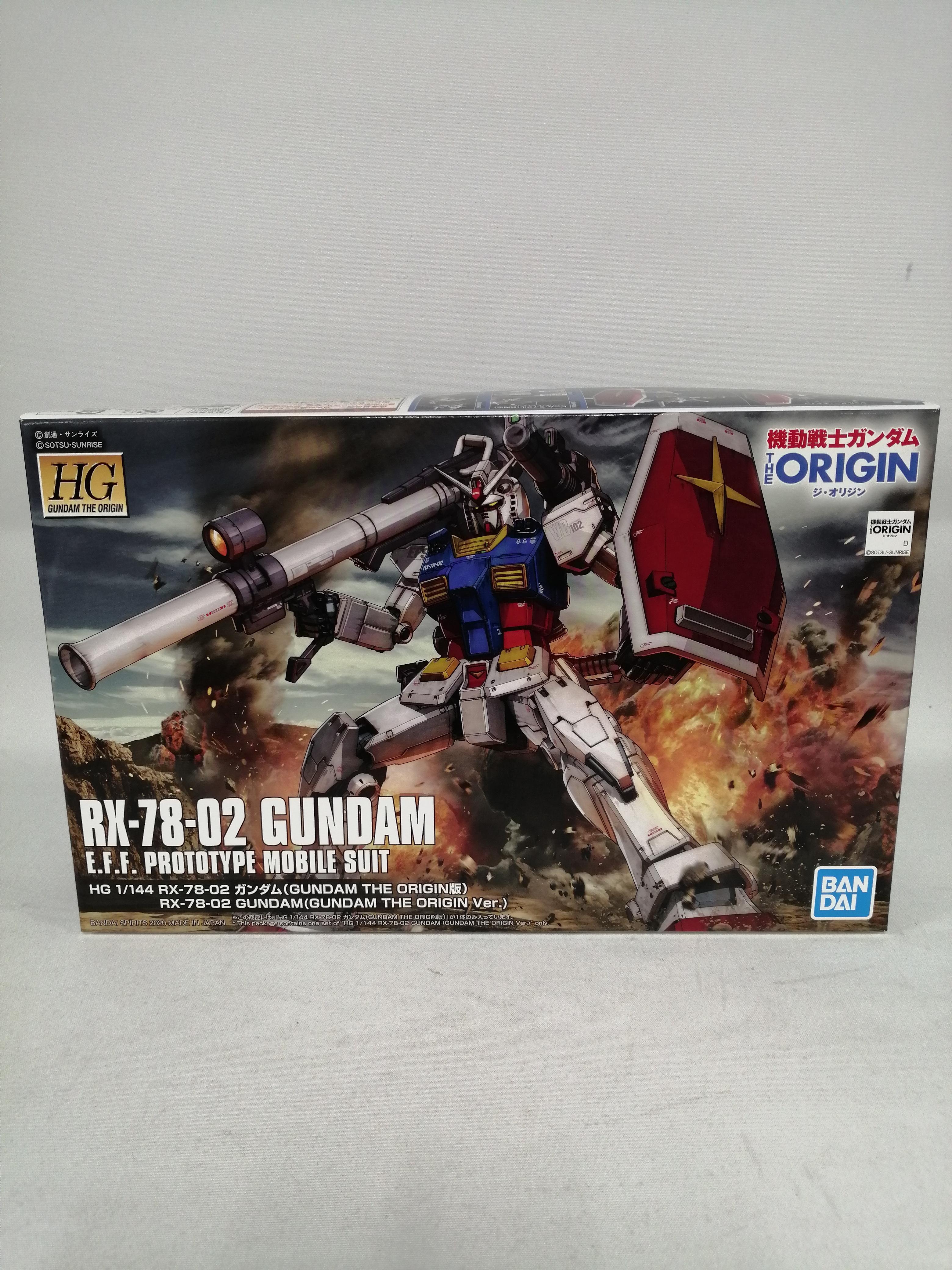 RX-78-02 ガンダム|BANDAI