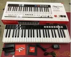 オーディオインターフェース/MIDIキーボード|IK MULTIMEDIA