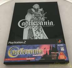 【PS2】Castle Vania(限定版)|KONAMI