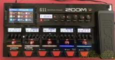 ギター用マルチエフェクター|ZOOM