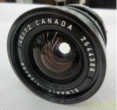 Mマウント用レンズ|LEITZ CANADA
