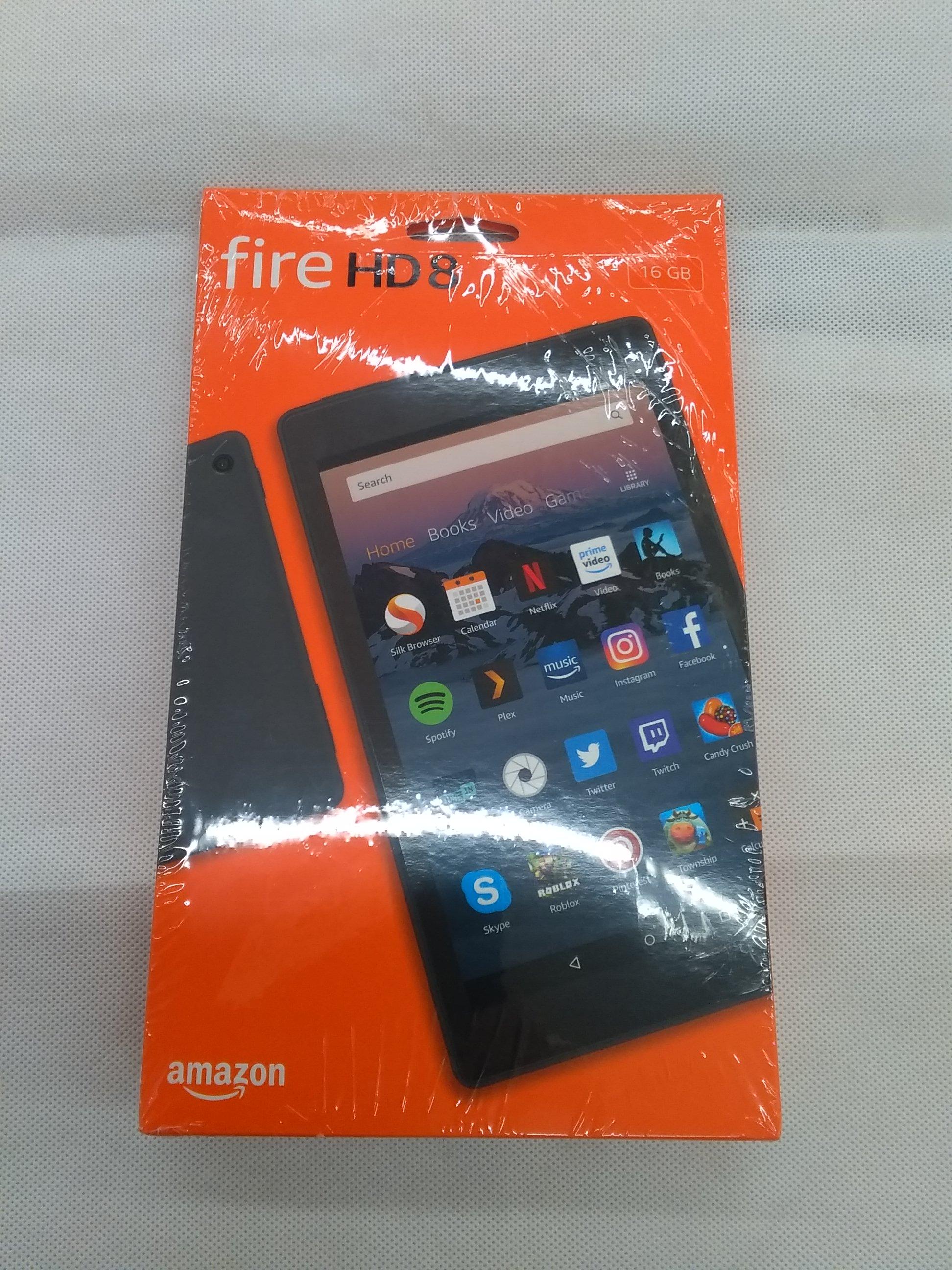 FIRE HD8|AMAZON