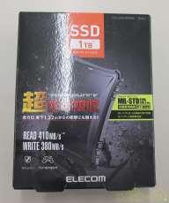USB外付けSSD|ELECOM