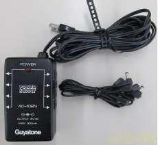 電源ケーブル|GUYATONE