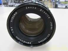 ブロニカ中判カメラ用レンズ|ZENZABRONICA