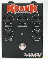 歪み系エフェクター|KRANK