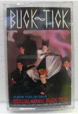 カセットテープ BUCK-TICK / SEXUALLXXXXX!|Victor Entertainment
