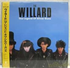 ウィラード / レジェンド・オヴ・シルバー・ガンズ(プロモ盤)|TOSHIBA EMI