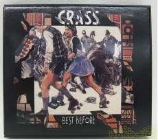 CRASS / BEST BEFORE...1984
