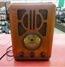 アンティーク調 ラジオ
