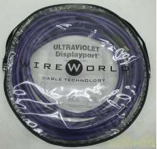ULTRAVIOLET  Display Port Cable WIRE WORLD
