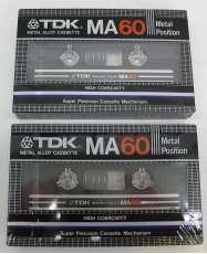 メタルカセットテープ TDK