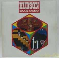 アルファレコード ハドソン・ゲーム・ミュージック