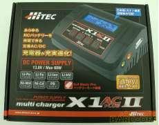 バッテリー充放電器 HITEC