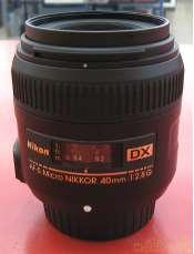 ニコン用標準・単焦点レンズ|NIKON