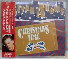 ブライアン・アダムス / クリスマス・タイム (8cm)|Polydor Records