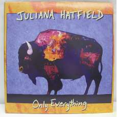 Juliana Hatfield / Only Everything|RUN OUT GROOVE