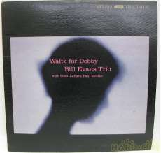 BILL EVANS TRIO / Waltz For Debby|Riverside