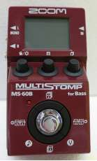 MULTI STOMP for Bass|ZOOM