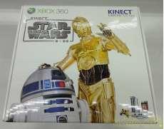 XBOX360本体 KINECT STARWARS LIMITED EDITION