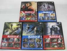 あしたのジョー2 COMPLETE DVD BOOK 全5巻セット|ぴあ