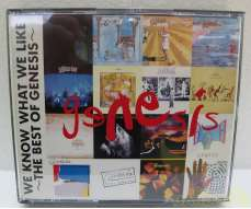 WE KNOW WHAT WE LIKE~THE BEST OF GENESIS|VIRGIN JAPAN