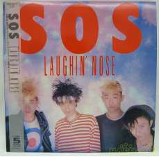 ラフィン・ノーズ / SOS (見本盤)|Victor Entertainment