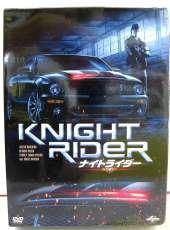 ナイトライダー ネクスト ノーカット完全版 DVD-BOX|PONY CANYON