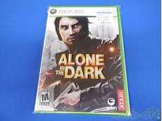 【未開封】Alone in the Dark (輸入版:北米) ATARI