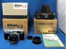 フィルムカメラ Nikon S3 YEAR 2000 LE