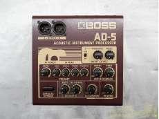 アコギ用プリアンプ|BOSS