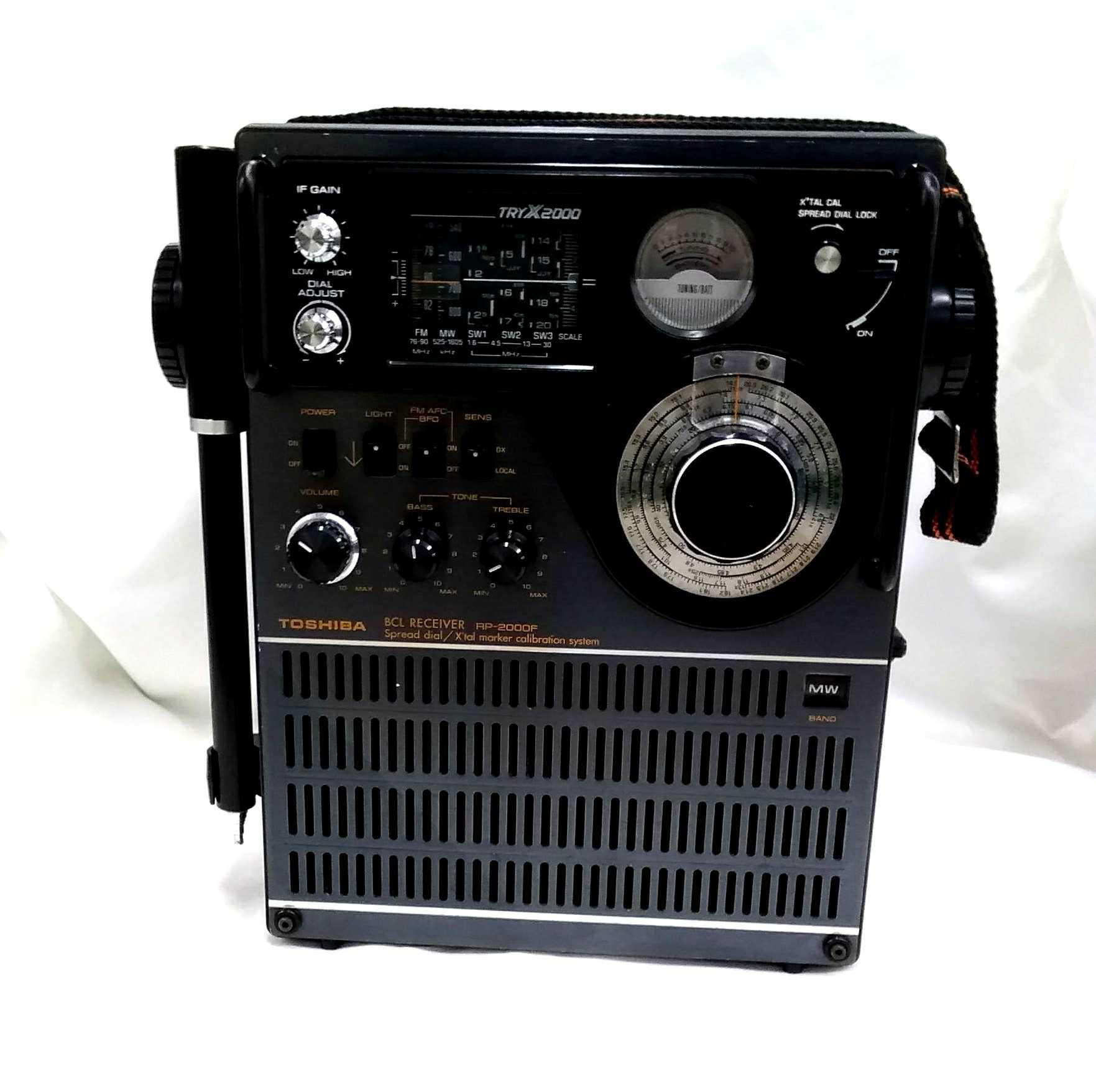 短波ラジオ|TOSHIBA