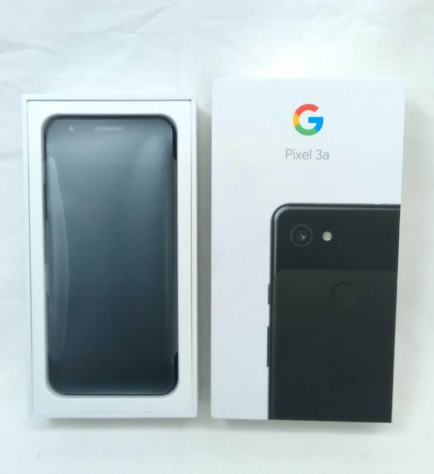 【未使用】スマ Google Pixel 3a(G020H) GOOGLE/SOFTBANK