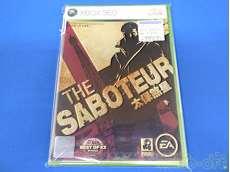 【未開封】The Saboteur (輸入版:アジア) EA