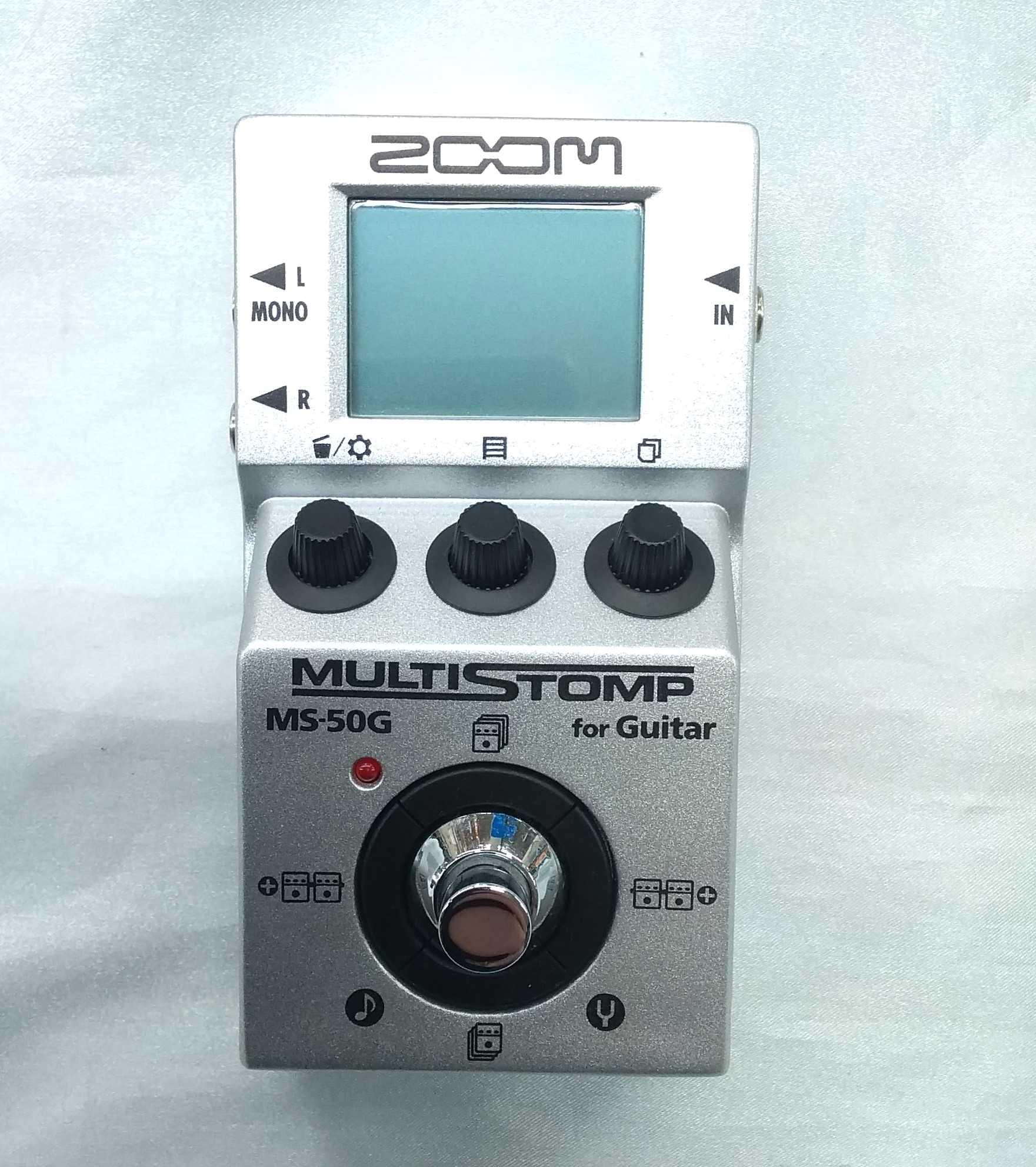 マルチエフェクター エフェクター ストンプボックス|ZOOM