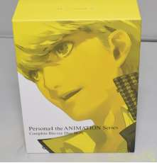 ペルソナ4 ANIMATION COMPLETE BOX|Aniplex