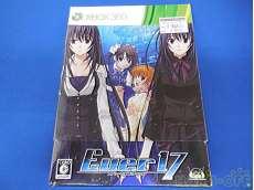 【ゲームソフト未開封】Ever17 (初回限定版:2枚組サウンドトラックCD同梱) 5PB