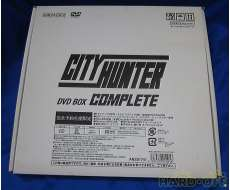 CITY HUNTER COMPLETE DVD-BOX