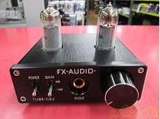 ヘッドホンアンプ FX AUDIO
